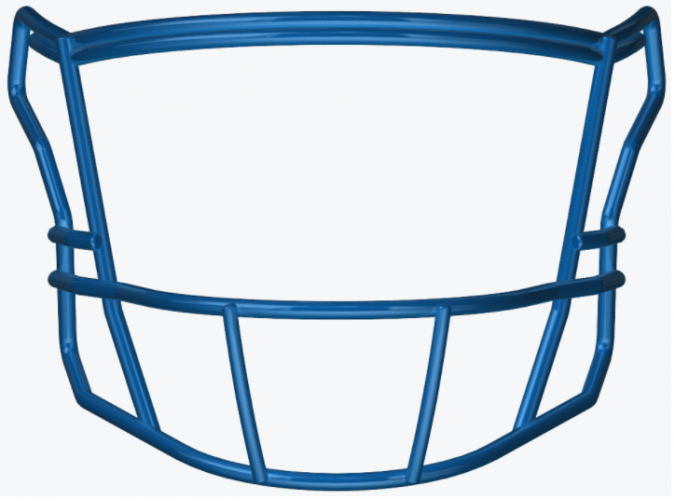 SF-Kicker SpeedFlex Facemask - Colori Maschera: Royal SF