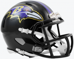 Baltimore Ravens Mini Speed