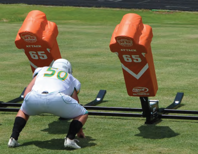 Fisher 5-Man Big Boomer Sled