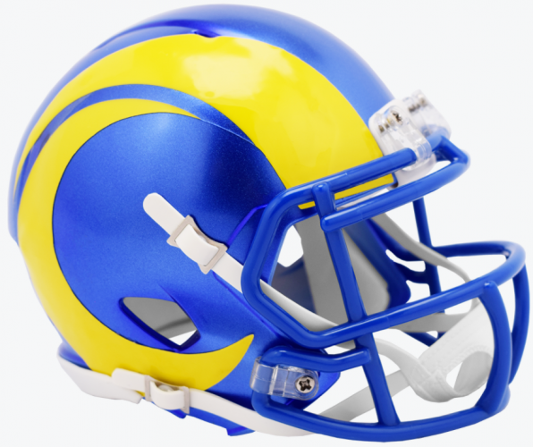 Los Angeles Rams Mini Speed