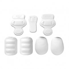 Schutt Lightweight Slotted 7-Piece Pad Set