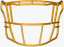SF-2EG-SW-HD SpeedFlex Facemask - Facemask Color: Gold SF