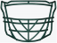 SF-2BDC-TX SpeedFlex Facemask - Facemask Color: Forest SF