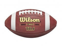 Wilson TDJ Leather Junior