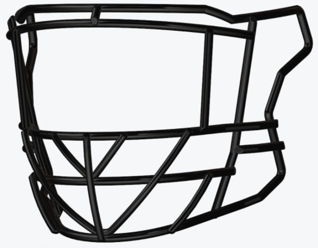 SF-2EG-TX SpeedFlex Facemask - Facemask Color: Black SF