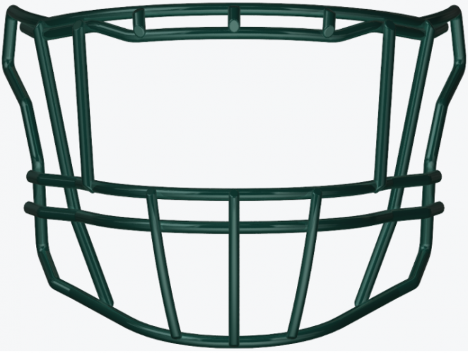 SF-2EG-II-HD SpeedFlex Facemask - Facemask Color: Forest SF