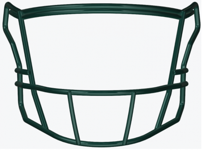 SF-Kicker SpeedFlex Facemask - Facemask Color: Forest SF