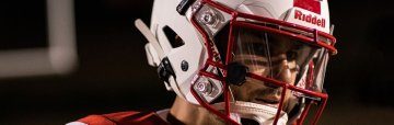 Football Helmets and Facemasks - Riddell