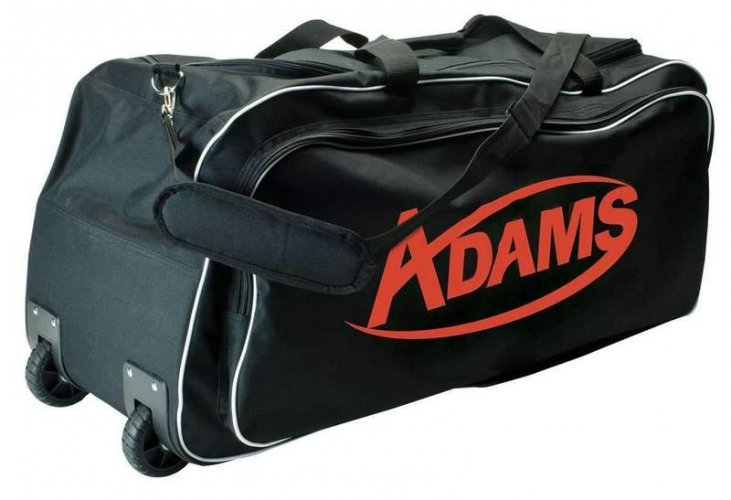 Adams Wheeled Football Equipment Bag