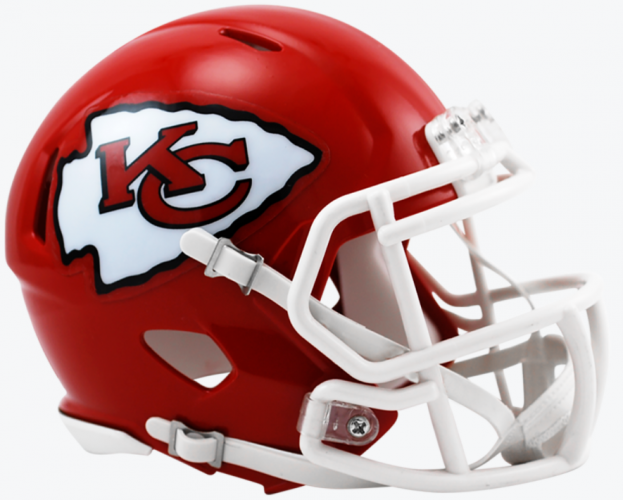 Kansas City Chiefs Mini Speed