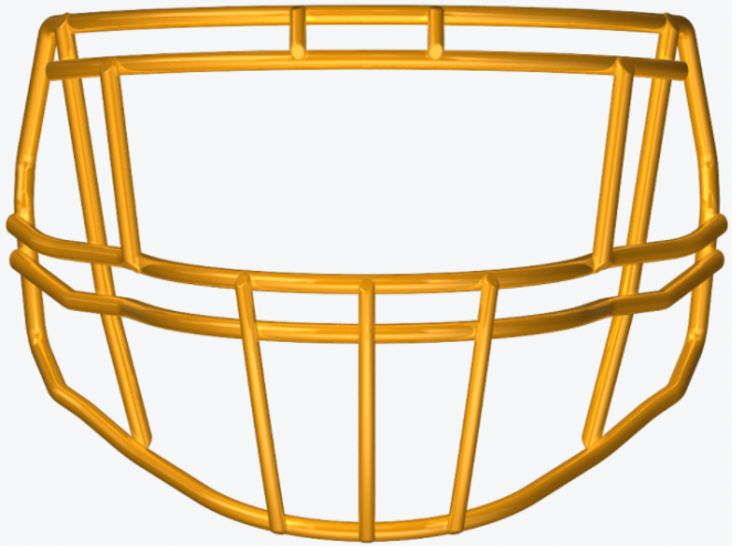 S2EG-II-HS4 Facemask - Facemask Color: Gold HS4