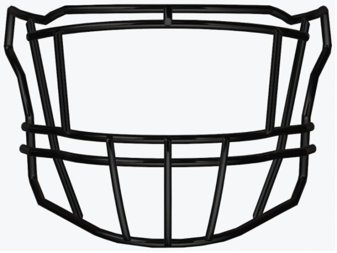 SF-2EG-II SpeedFlex Facemask - Facemask Color: Black SF