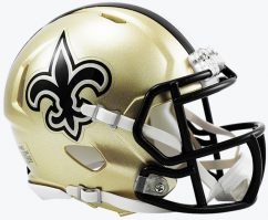 New Orleans Saints Mini Speed