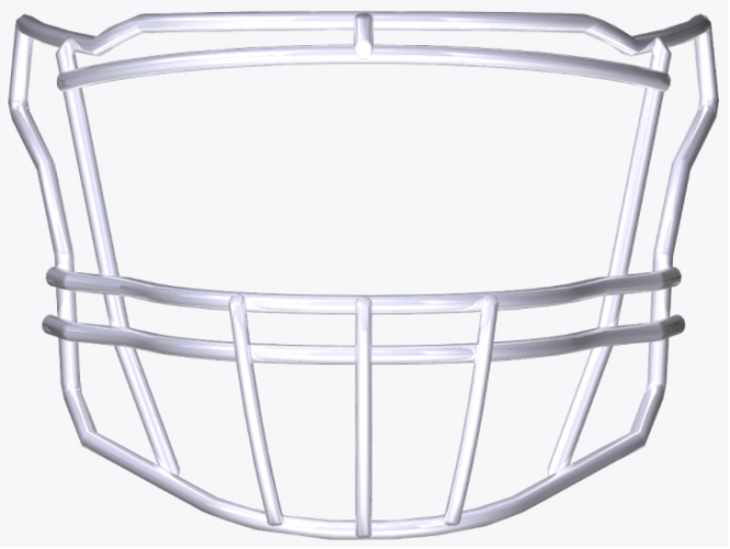 SF-2BD SpeedFlex Facemask - Facemask Color: White SF