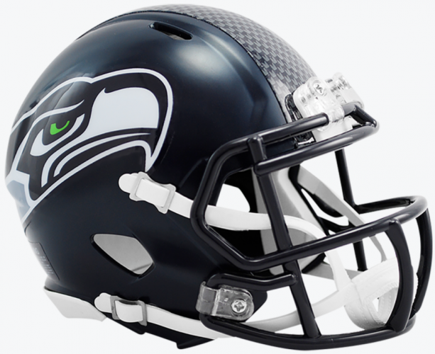 Seattle Seahawks Mini Speed