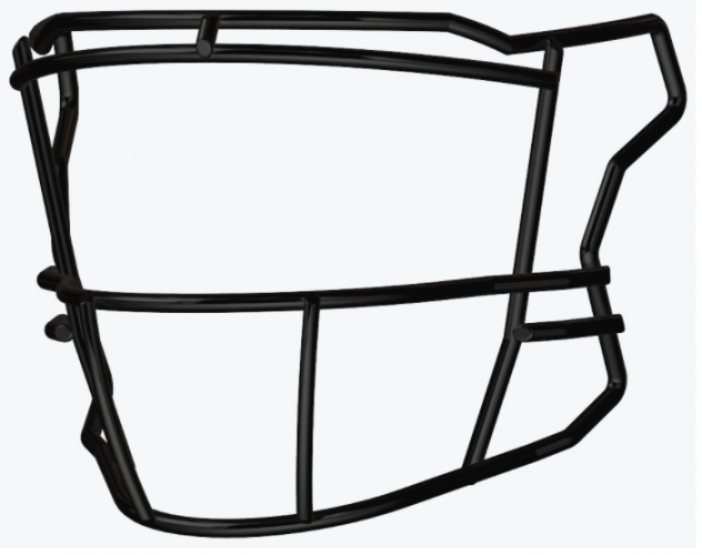 SF-2BD-SW SpeedFlex Facemask - Facemask Color: Gold SF