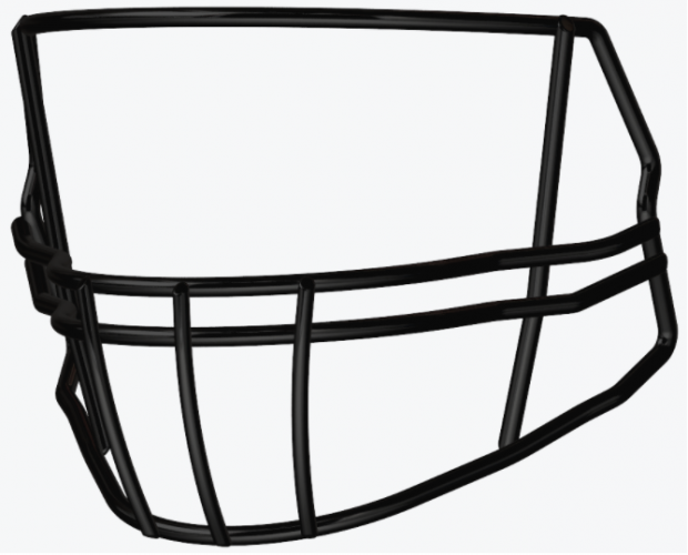 S2B-HS4 Facemask - Facemask Color: Black HS4