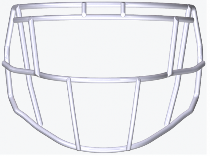 S2EG-SW-HS4 Facemask - Facemask Color: White HS4