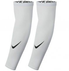 Nike Pro Dri-Fit Sleeves 4.0 White