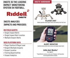 Riddell SF InSite Conv. Upgrade Kit