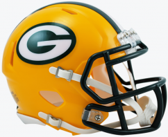 Green Bay Packers Mini Speed