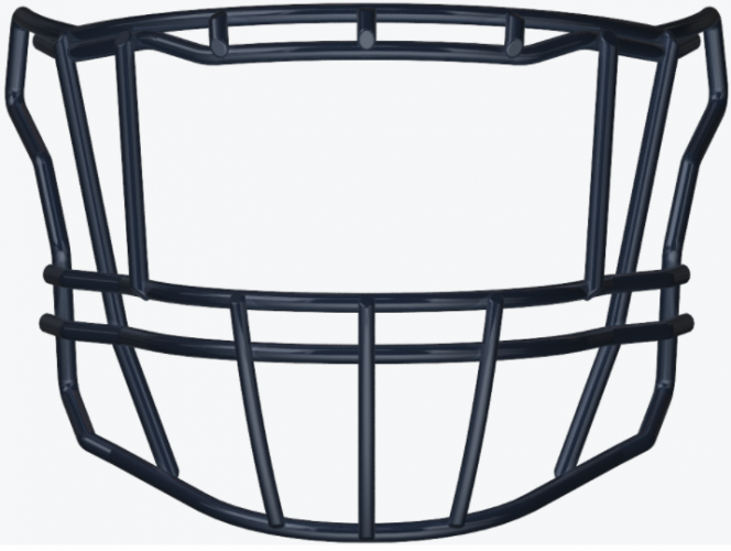 SF-2EG-II-HD SpeedFlex Facemask - Facemask Color: Navy SF