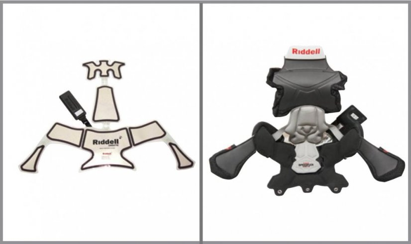 Riddell SF InSite Conv. Upgrade Kit - Size: XLarge