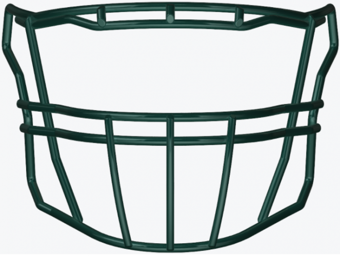 SF-2BDC-HD SpeedFlex Facemask - Facemask Color: Forest SF