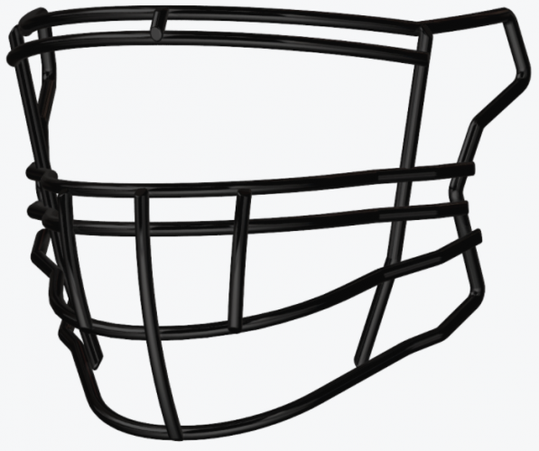 SF-3BD SpeedFlex Facemask - Facemask Color: Black SF