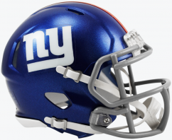 New York Giants Mini Speed