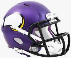 Minnesota Vikings Mini Speed