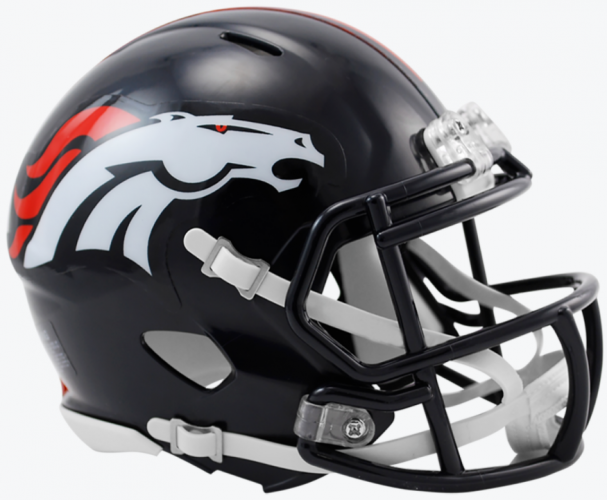 Denver Broncos Mini Speed