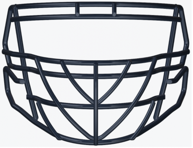 S2BDC-TX-HS4 Facemask - Facemask Color: Navy HS4