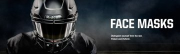Football Facemasks - Helmet Compatibility - AIR XP VTD