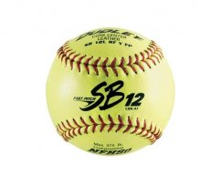 Dudley SB-12 FP SB12LRF Leather Softball