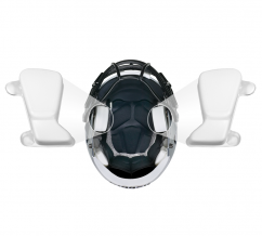 Riddell Speed Icon Inflatable S-Pad Bianco