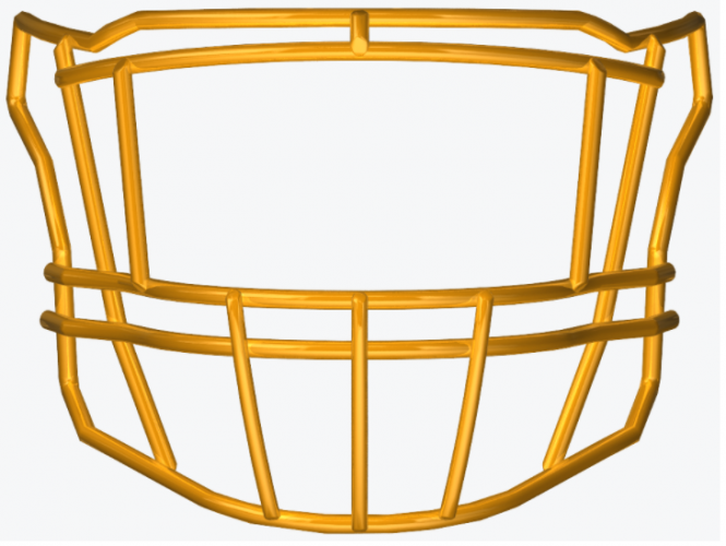 SF-2EG-II SpeedFlex Facemask - Facemask Color: Gold SF