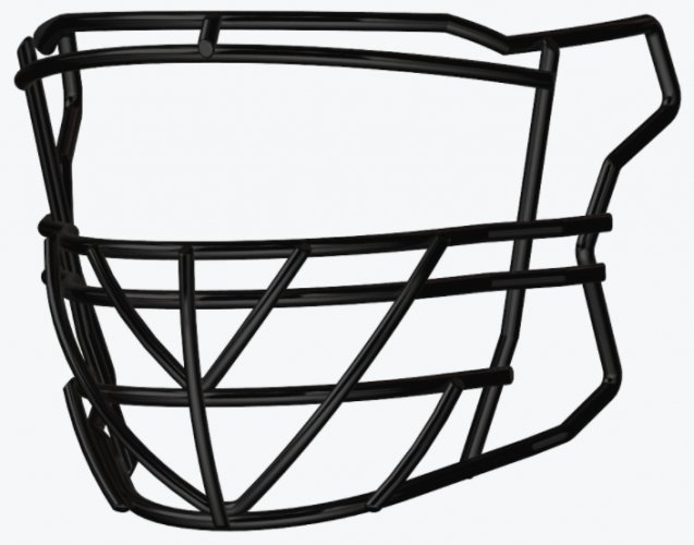 SF-2BDC-TX SpeedFlex Facemask - Facemask Color: White SF