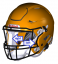 "Riddell SF Face Frame Pad 1"" - Side: Left Ear"