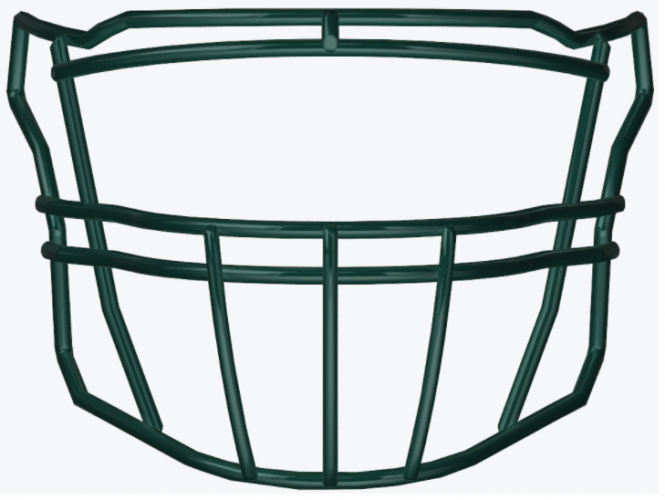 SF-2BDC SpeedFlex Facemask - Facemask Color: Forest SF