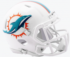 Miami Dolphins Mini Speed