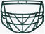 S2BDC-TX-HS4 Facemask - Facemask Color: Forest HS4