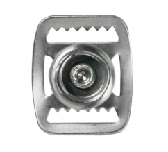 Riddell Chin Strap Buckle Stainless Steel
