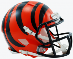 Cincinnati Bengals Mini Speed