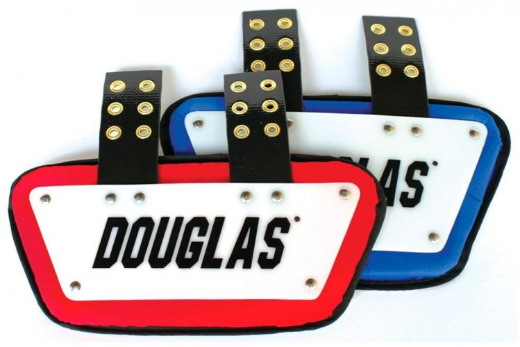 Douglas Custom Back Plate 4""
