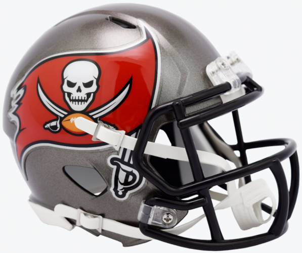 Tampa Bay Buccaneers Mini Speed