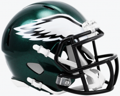 Philadelphia Eagles Mini Speed