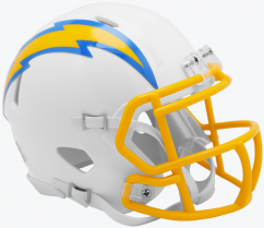 Los Angeles Chargers Mini Speed