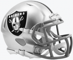 Las Vegas Raiders Mini Speed