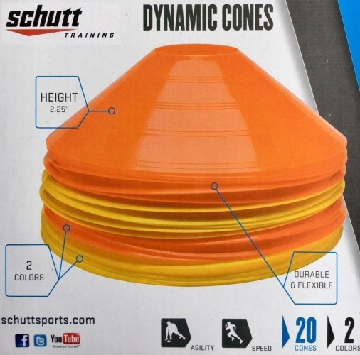 Schutt Low Profile Cones